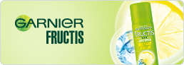 Blog Garnier Fructis Instant Fresh