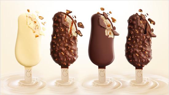 Häagen-Dazs nos presenta sus nuevos helados en formato stick durante su lanzamiento en España…