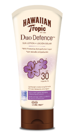 HAWAIIAN TROPIC DUO DEFENCE SPF 30