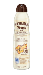 HAWAIIAN TROPIC SILK HYDRATION AIR SOFT SPF 30