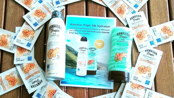 Pack de inicio de Hawaiian Tropic