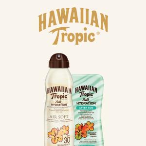 hawaiian tropic trnd