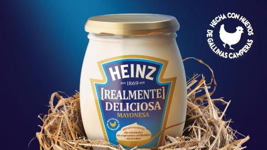En este proyecto, 3.000 amantes de la mayonesa…