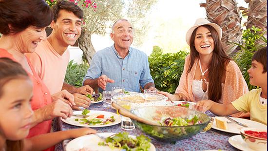 … para compartir su sabor con nuestro entorno y también en Facebook y  nuestros blogs.