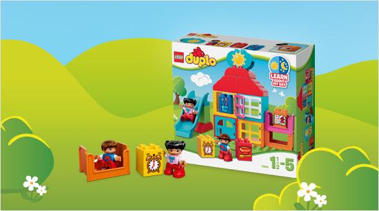 En este nuevo proyecto de marketing colaborativo, 200 trndian@s y sus hijos descubrirán Mi Primera Casa de Juegos de LEGO DUPLO…