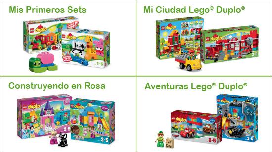 LEGO DUPLO nació en 1969 ofreciendo juguetes educativos y creativos. Su amplia gama se adapta a los gustos e intereses de los reyes de nuestras casas para que disfruten de horas de diversión.