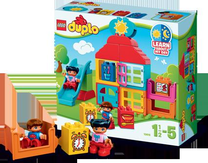 LEGO DUPLO - Información de producto