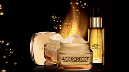 Crema Aceite Extraordinario Age Perfect