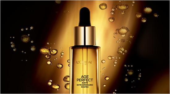 En este proyecto seremos las primeras en conocer el Aceite Extraordinario Age Perfect de L'Oréal Paris, que nutre, revitaliza e ilumina el rostro…