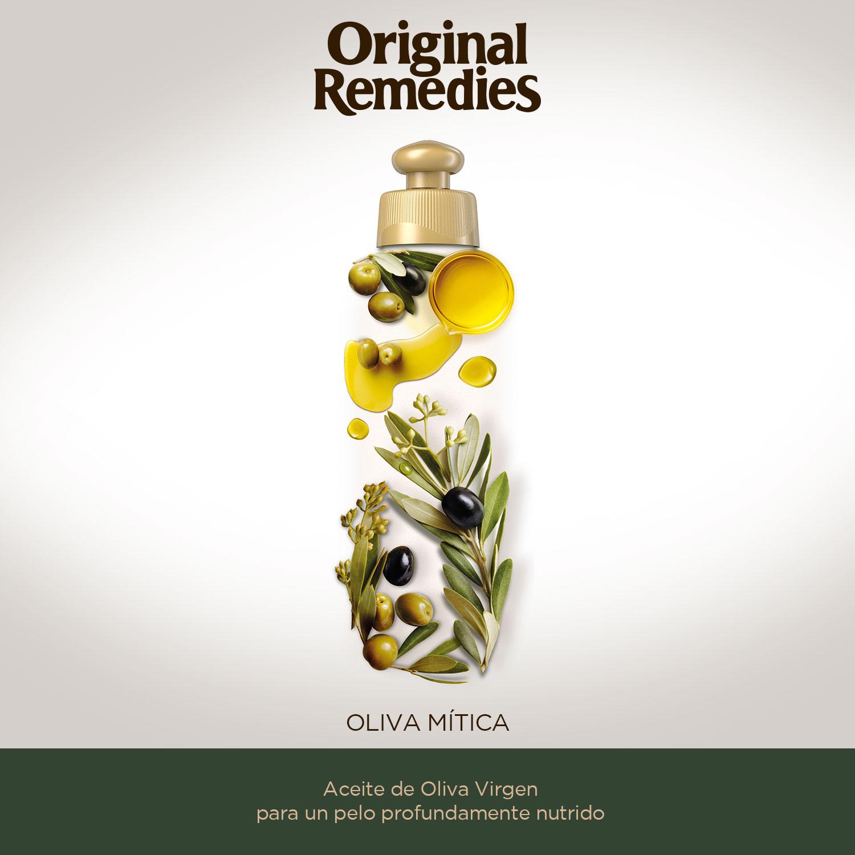 Aceite en Crema Oliva Mítica