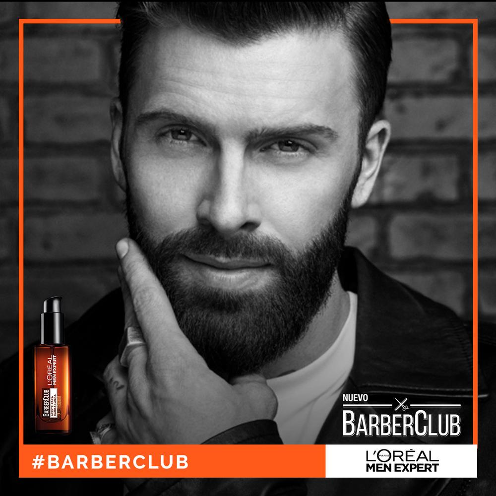 Únete al #BarberClub con Men Expert
