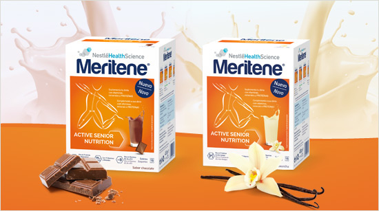 En este proyecto, 3.500 personas daremos a probar a nuestro entorno Meritene Batido con sabor a chocolate y sabor a vainilla…