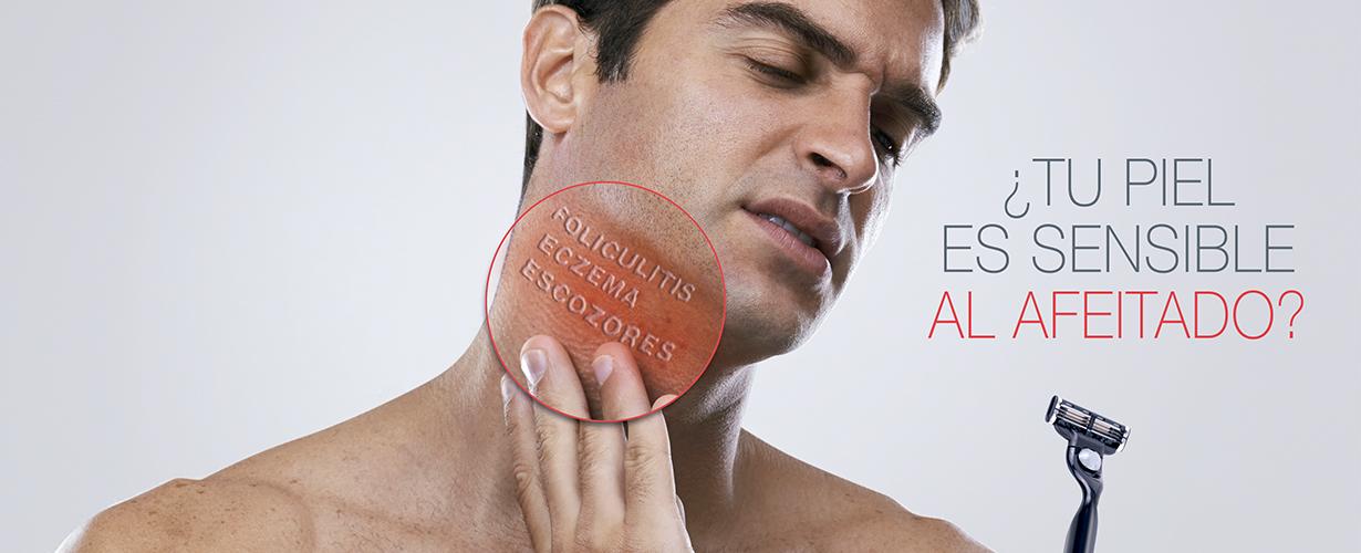 ¡Hasta otra problemas derivados del afeitado!