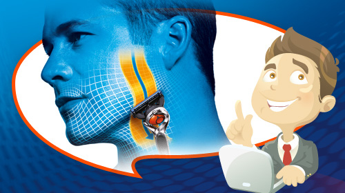Opiniones online sobre la nueva Gillette FlexBall