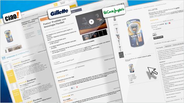 Cómo publicar nuestras opiniones sobre la Gillette FlexBall