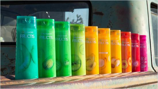 En este proyecto de marketing colaborativo descubrimos la novedad de Fructis…