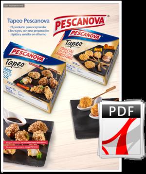 Guía de proyecto Tapeo Pescanova
