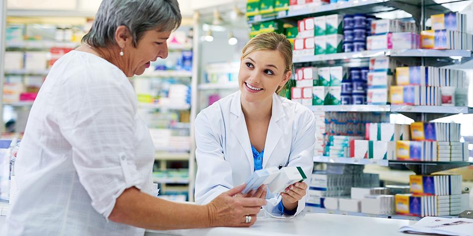Visito la farmacia