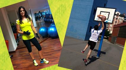 Fotos de fitness running