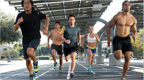 … para aquellos a los que nos gusta combinar el running con otras actividades físicas.