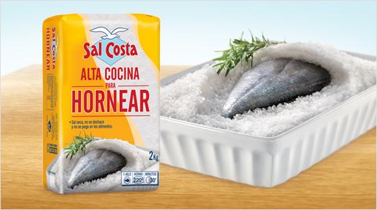 3.000 trndian@s tendremos la posibilidad de probar Sal Costa Alta Cocina, una sal marina seca y con el grano idóneo para cocinar a la sal, ya que necesita menos tiempo de cocción.