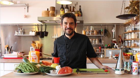 A lo largo del proyecto disfrutaremos de los consejos personalizados del chef Yves Nicolier, así como de talleres y clases de cocina para convertirnos en unos expertos de la cocina a la sal.