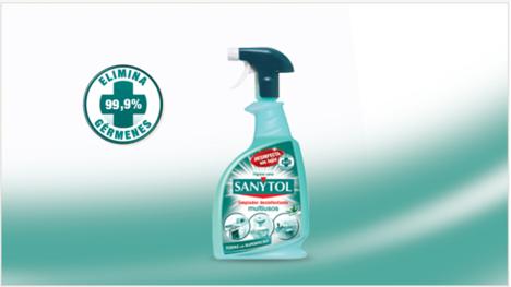 Gracias a su fórmula con una nueva generación de antisépticos y desinfectantes de probada acción antibacteriana…