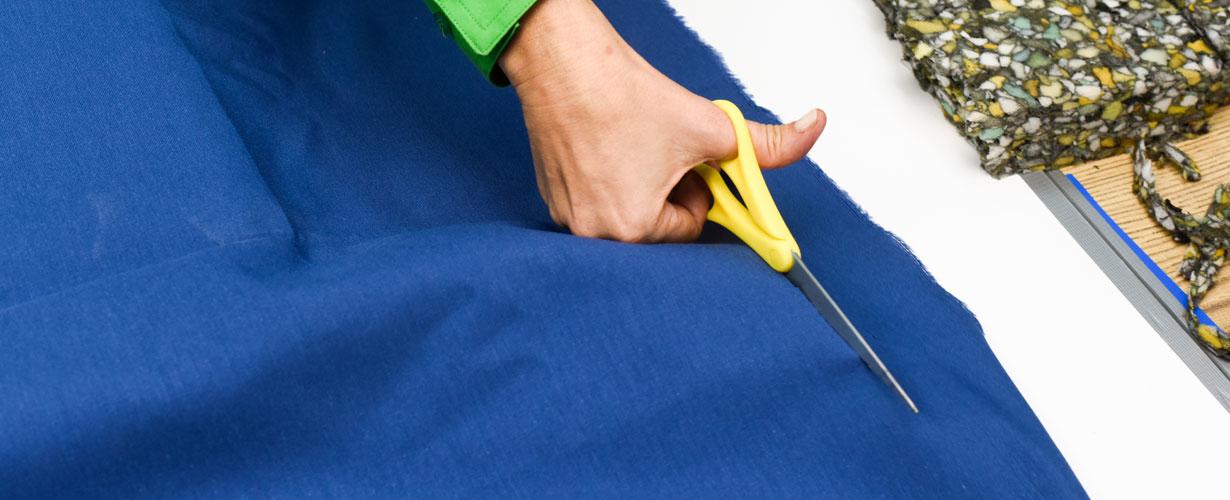 20 trndian@s más realizaremos un taller de técnicas de tapizado juntando a 10 amigos.