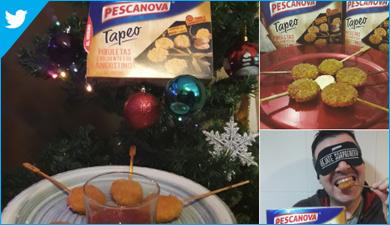 Tapeo Pescanova en Twitter