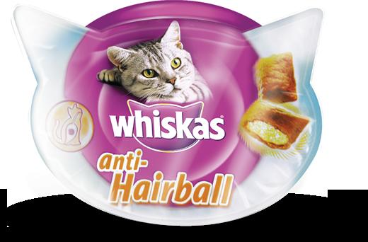Whiskas Anti-hairbakk