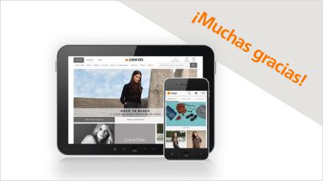Pruebas y opiniones de la compra online zalando for Central de compras web opiniones