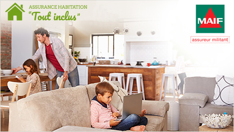 assurance habitation maif tout inclus. Black Bedroom Furniture Sets. Home Design Ideas