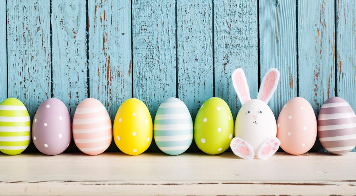 Concours spécial œufs de Pâques !