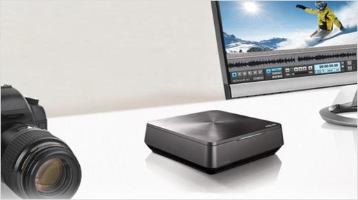 ASUS nous fait découvrir le VivoPC : petit mais puissant, ce Mini PC multimedia convient à toute la famille.