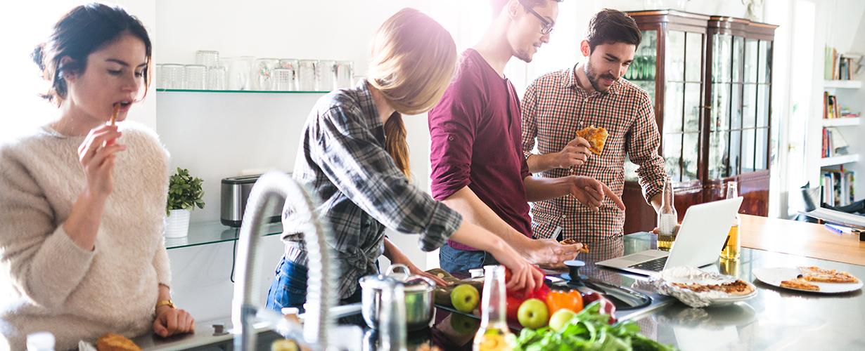 Mission n°1 : ambassadeur de la marque, nous devrons faire découvrir les Aubergines cuisinées à la Provençale Cassegrain à nos proches. Moments de partage en perspective !