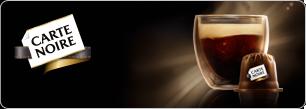 Capsules espresso CARTE NOIRE