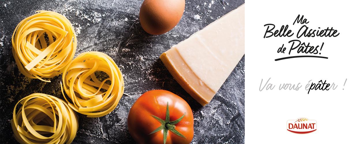 Envie d'une assiette de pâtes savoureuses  et de recettes gourmandes?