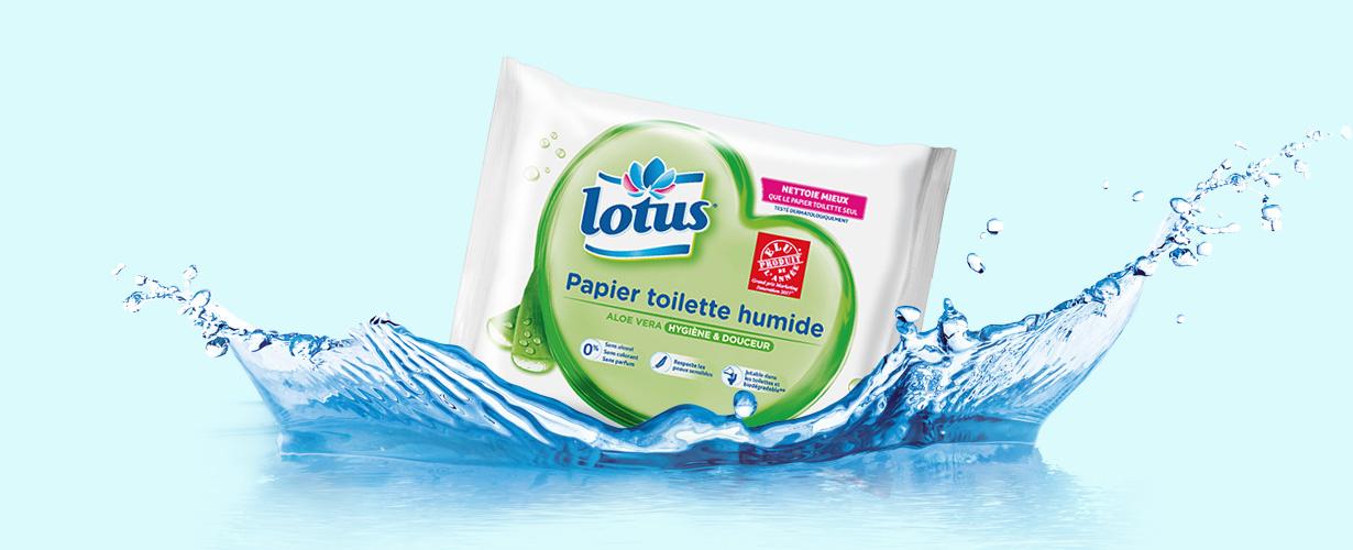 Lotus nous propose de découvrir un nouveau réflexe hygiène ! 250 trnders vont pouvoir découvrir et faire connaître aux internautes la nouvelle routine Lotus pour une hygiène parfaite.