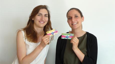 Héloise et Camille nous souhaite la bienvenue dans le projet Nana !
