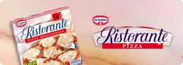 Blog Pizzas Ristorante de Dr. Oetker