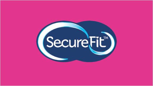 … équipées du système SecureFit™, la technologie unique qui permet aux serviettes Nana d'épouser les courbes de notre corps grâce à sa forme différenciée avant / arrière.