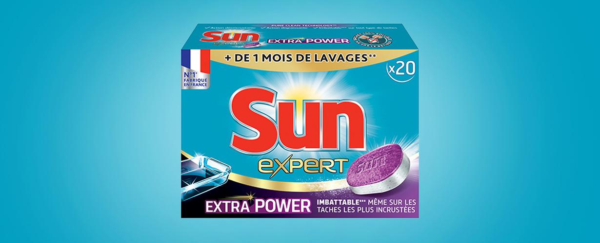 L'équipe Sun invite 1 000 trnders à découvrir les nouvelles tablettes Sun expert Extra Power.
