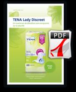 Guide de projet TENA Lady Discreet