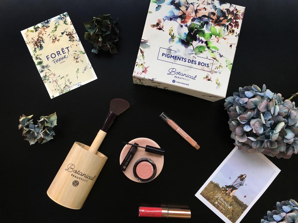 Botanical BeautyBox Yves Rocher