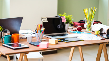 Piante in ufficio contro lo stress - Piante da ufficio resistenti ...