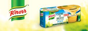 Cuore di Brodo Pesce Knorr