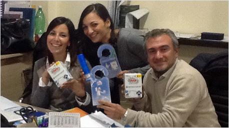 Duck Fresh Discs con Agenti Candeggianti: foto inviata da trnder Fabanto.
