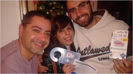 Duck Fresh Discs con Agenti Candeggianti: foto inviata da trnder MEYRINK76.