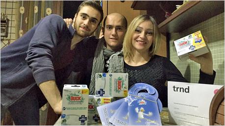 Duck Fresh Discs con Agenti Candeggianti: foto inviata da trnder Avaria89.
