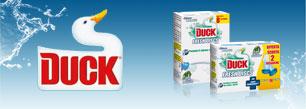 Duck Fresh Discs con Agenti Candeggianti